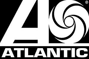 Atlantic Records (25 percent Transparent)